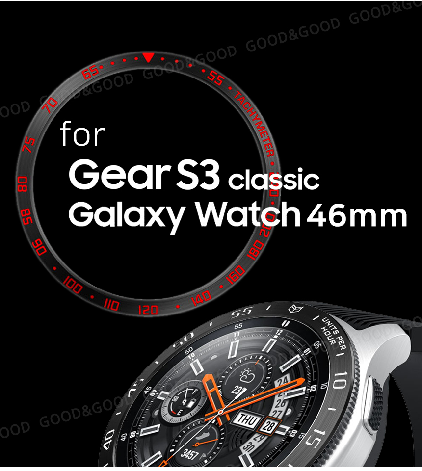 gear s3 and galaxy watch 46mm only